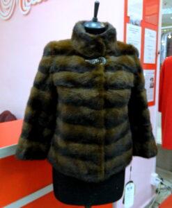 Женская шуба из норки Вологда