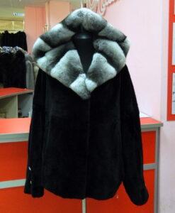 Шуба из орилага Вологда