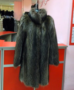 Шуба из енота Вологда